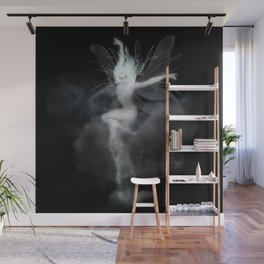 Air Witch - Elements Collection Art Print Wall Mural