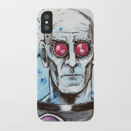 Dr Victor Fries iPhone Case