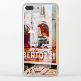 Read you Like a Book | Turin, Italy Clear iPhone Case