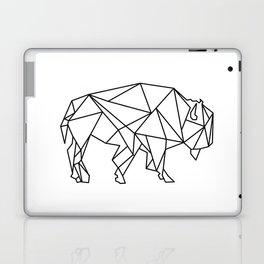 Geometric bizon Laptop & iPad Skin