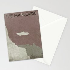 Thelma and louise Stationery Cards