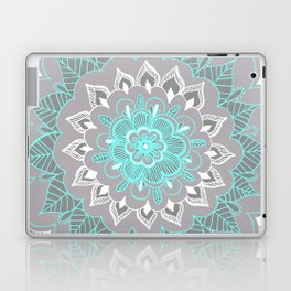 Bubblegum Lace Laptop & iPad Skin