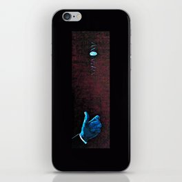 Two Face Coin Flip iPhone Skin