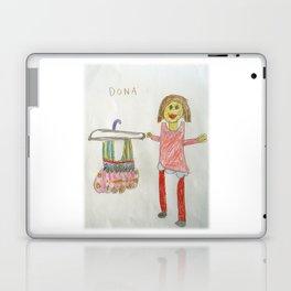 Ballet Time for Dona Laptop & iPad Skin