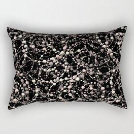 Spiraling Rectangular Pillow