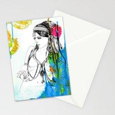 Tribal Beauty 6 Stationery Cards