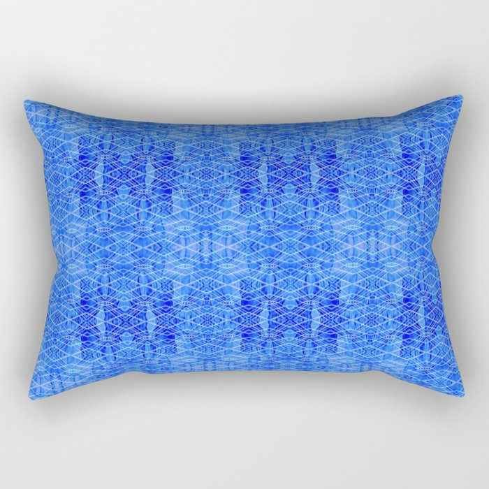 Light Crossing Rectangular Pillow