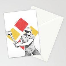 Resistance Stationery Cards