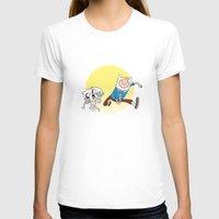 tintin T-shirts featuring Tintin Adventure by jasesa