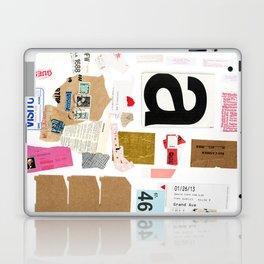 Paper Trail I  Laptop & iPad Skin