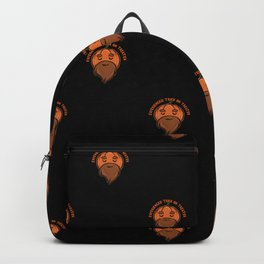 Halloween Experienced Trick Or Treater Backpack