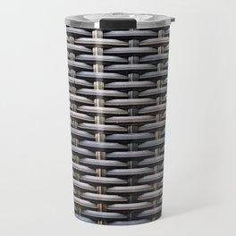 Basketwork Travel Mug