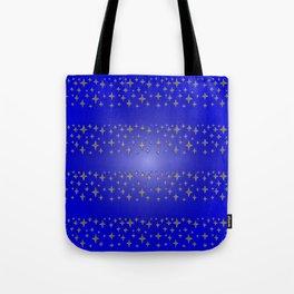 stars night Tote Bag