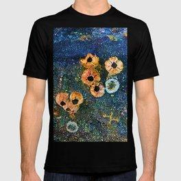 Abstract beautiful barnacles T-shirt