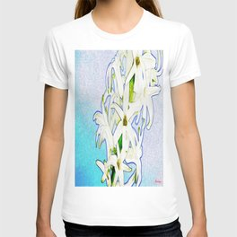 lirios ( lilies ) T-shirt