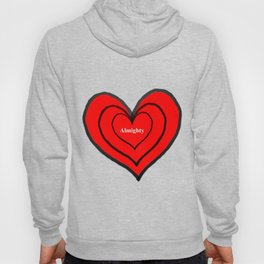 Love Is Almighty Hoody
