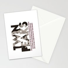Twin Peaks Poster Stationery Cards