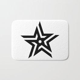 Untitled Star Bath Mat
