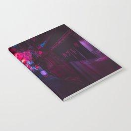 Omoide Yokocho Notebook