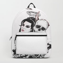 Horny Angels (Dragging Dead Weight) Backpack