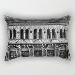 New York City Center. Rectangular Pillow