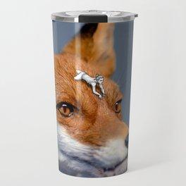 Foxy rider Travel Mug