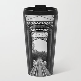 Railroad Bridge  Travel Mug