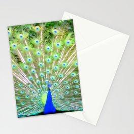 Peacock Feathers | Bird | Birds | Nadia Bonello | Canada Stationery Cards