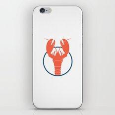 Lobster Lake iPhone & iPod Skin