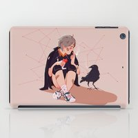 haikyuu iPad Cases featuring A little chat with myself by x3uu