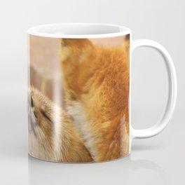 Fox Kiss Coffee Mug