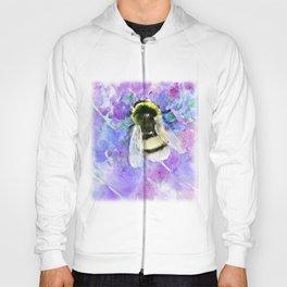 Bumblebee and Lavenders Hoody