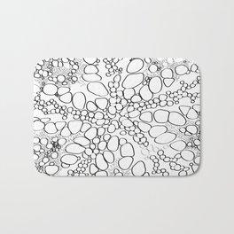 Starfish Skin V (nature inspiration) Bath Mat