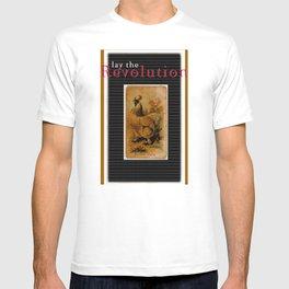 lay the Revolution T-shirt