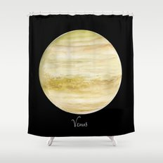 Venus #2 Shower Curtain