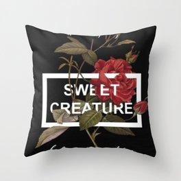HARRY STYLES - Sweet Creature Art Throw Pillow