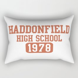 HADDONFIELD HIGH SCHOOL 1978 Rectangular Pillow