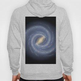 R Hurt - Artistic Representation of the Milky Way (2013) Hoody