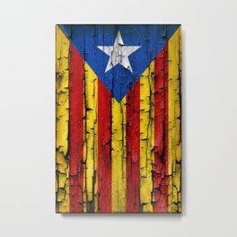 Catalan Metal Print