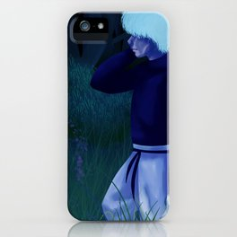 Neo-Green Life Killua iPhone Case