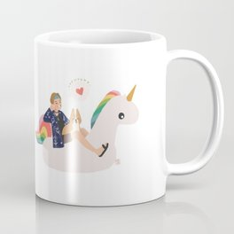Bon Voyage Taehyung Coffee Mug