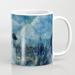 An Awfully Big Adventure - Peter Pan - Nursery Decor Coffee Mug