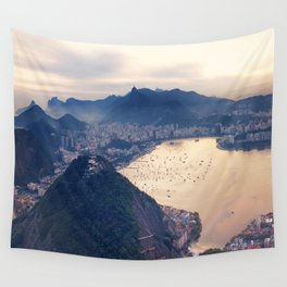 Rio Sequence 1/3 Wall Tapestry