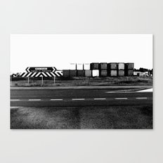 bruce highway. Canvas Print