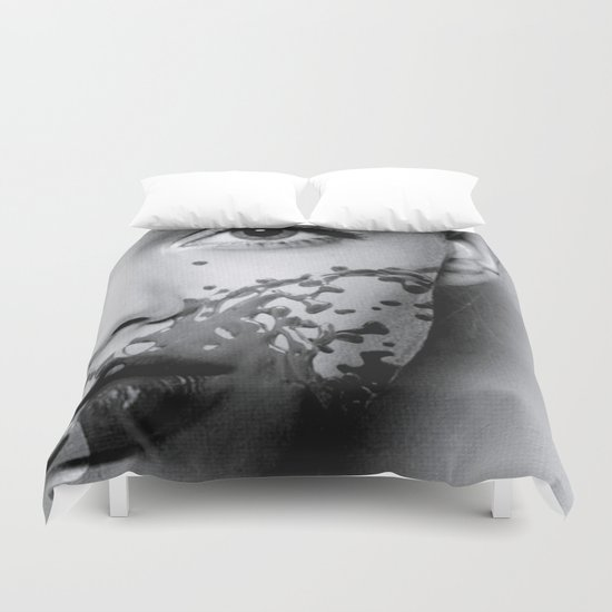 Anonymous - Ella 6 Duvet Cover