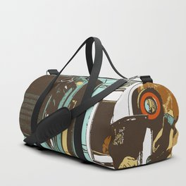 BROKEDOWN Duffle Bag