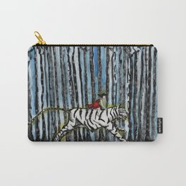 Run wild my child Carry-All Pouch