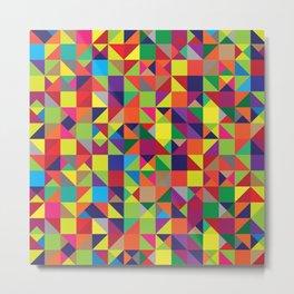 Geometric No. 11 Metal Print