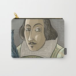 great shakespeare english writer Carry-All Pouch