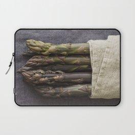 Purple asparagus Laptop Sleeve